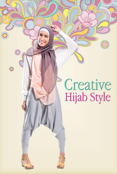 Hijab Style Hapsarikyuku