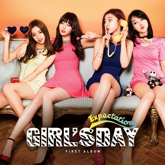 girls-day-1st-album