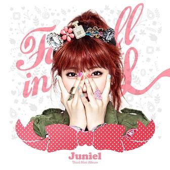 juniel-3rd-mini-album-cover