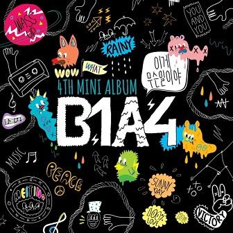 Information: Song: 이게 무슨 일이야 Released: 2013.05.06 Members: Jinyoung, CNU, Sandeul, Baro, Gongchan