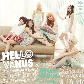 Artist: 헬로비너스 Song: 차 마실래? Released: 2013.05.02 Members: Ara, Alice, Nara, Yoonjo, Lime, Yooyoung